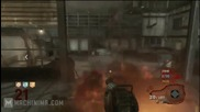 Call of Duty Black Ops Nazi Zombies 4 Player Flopper Strate