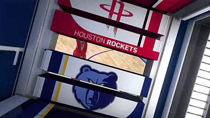 Драматични развръзки в НБА, Хюстън падна от Мемфис