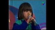 Поп - Фолк Певицата Ани Хоанг в Кой Е По - По - Най!