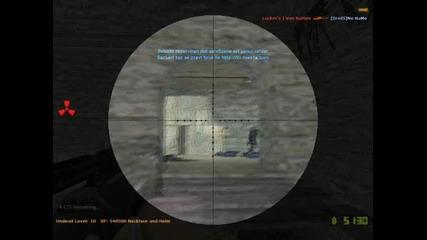 Cs Sector & Cs Man1a Counter Strike 1.6 War3 Servers Player