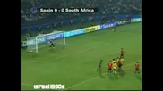 South Africa 0:2 Spain Fifa Confederations Cup South Africa 2009