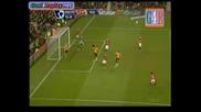 Манчестър Юнаитед - хъл сити 2 - 0 руни гол