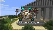 Най-новият Minecraft Сървър - Fusion Craft 24/7