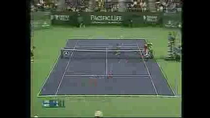 Тенис Разиграване На Седмицата 23.03.2006