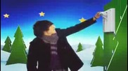 Превод субтитри!hilda Stenmalm - a little magic with disney stars