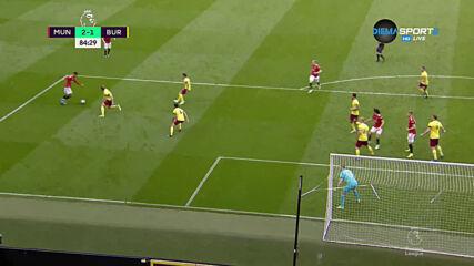 Грийнууд отново е точен, отново Юнайтед напред