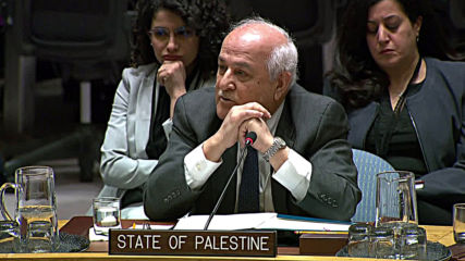UN: UN Middle East envoy urges 'restraint' amid Gaza-Israel tensions