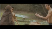 New Moon Scene - Bella Slaps Paul Clip - Hd