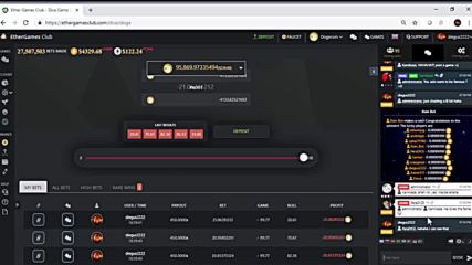 150000 Dogecoin Profit in 25 Minutes Ethergamesclub.pro High Payout Strategies