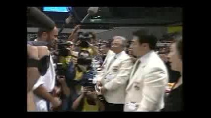 Киокушин 1999 Финал
