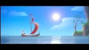 Frozen(замръзнолото кралство)част2