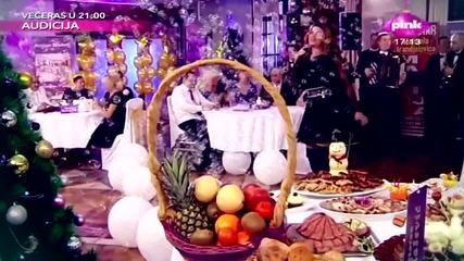 Indira Radic - Rehabilitacija - Novogodisnja Lea Kiss (TV Pink 2015)