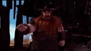 Дракони Ездачите от Бърк епизод 01