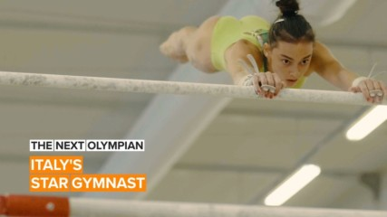 The Next Olympian: Italy is rooting for gymnast Giorgia Villa