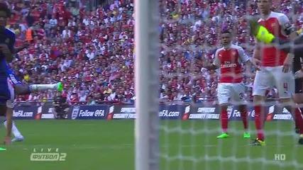 Арсенал - Челси 1:0