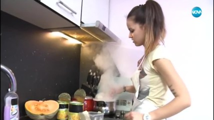 Кулинарна машина на времето със Светлана Илиева - Черешката на тортата (19.02.2019) - част 2