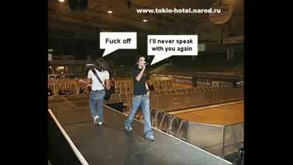 Tokio Hotel Funny Story