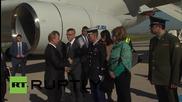 France: Putin arrives in Paris for to Ukraine Normandy Quartet talks