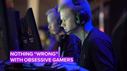 Being obsessed with video games might not be that bad for you