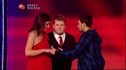 Динамо изумява Robbie Williams, Davina Mccall James Corden - Hd -