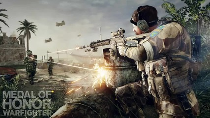 Medal of Honor: Warfighter - Gameplay Part 1