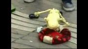Скелет Играе Кючек(ЧА-ЧА)