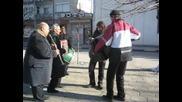 Оркестъра на Златарица ме нападна новогодишно :)