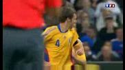 France vs Romania - 1:1 - Автогола на Ескюде