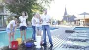Ice bucket challenge I Art-studio _muse_