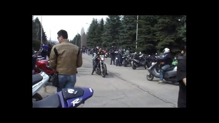 Най - малките мотористи на мотосезон 2012