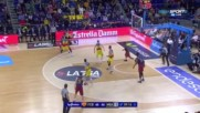 Барселона разгроми Андора, Везенков най-резултатен
