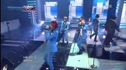 L E D Apple - Sadness ~ Music Bank (30.03.12)