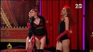 Lip Sync - Вики, Ками и Пепи - Господари на ефира (27.11.2014)