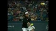 Roger Federer - Slow Motion