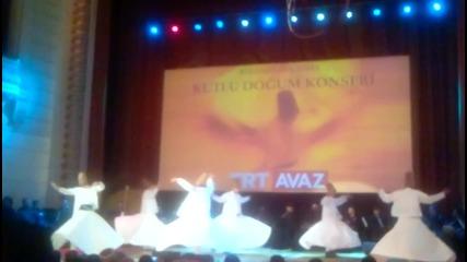 Мевлевиите от Турция отново на гости в София