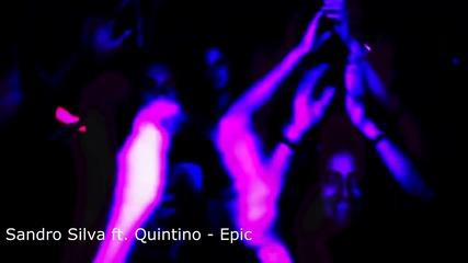 Sandro Silva ft. Quintino - Epic (video Hd)