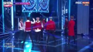 142.0201-7 Monsta X - Fighter, [mbc Music] Show Champion E214 (010217)