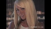 Страшна Блондинка В Playboy
