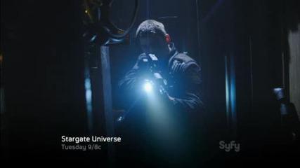 Stargate Universe - 2x03 - Awakening Promo Trailer
