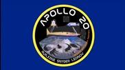 Apollo 20: извънземен космически кораб на Луната