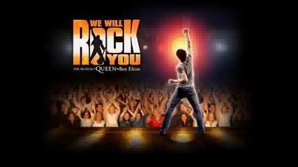 We Will Rock You на японски