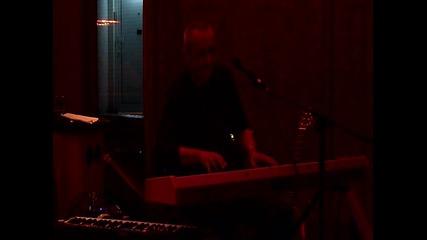 Николай Иванов от група Ом на живо в Groovy Bar - 5