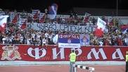 Войводина - Офк Белград - Агитката на Войводина! *17.09.2011г.*
