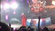 Slipknot Mayhem Festival 2012 Surfacing live at Shoreline Amphitheatre