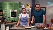 Тарт с крем сирене и ягоди - Бон апети (10.05.2018)