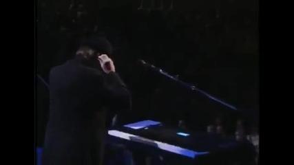 Би Джийс - Само една нощ '97 концерт