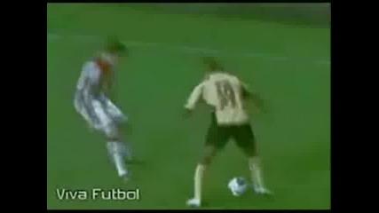 Cristiano Ronaldo-Freestyle Battle 2008