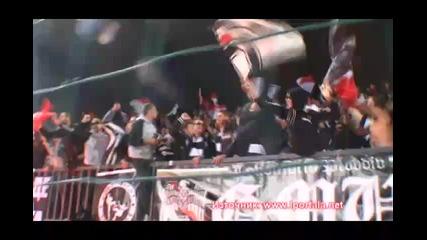 Невероятните Фенове на Локомотив Пд във Ловеч