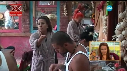 """""""На кафе"""" с Ирена, след като напусна Big Brother (04.09.2015г.)"""