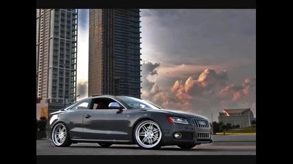 Единствен по рода си Meteor Gray Audi S5 Hq